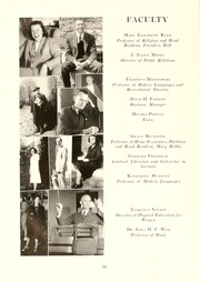 Page 14, 1945 Edition, Guilford College - Quaker Yearbook (Greensboro, NC) online yearbook collection