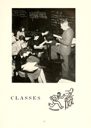 Page 15, 1945 Edition, Guilford College - Quaker Yearbook (Greensboro, NC) online yearbook collection