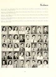 Page 15, 1949 Edition, Guilford College - Quaker Yearbook (Greensboro, NC) online yearbook collection