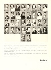 Page 16, 1949 Edition, Guilford College - Quaker Yearbook (Greensboro, NC) online yearbook collection