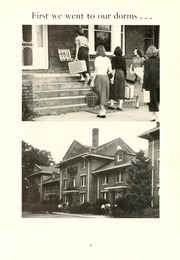 Page 12, 1952 Edition, Guilford College - Quaker Yearbook (Greensboro, NC) online yearbook collection