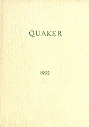 Page 1, 1955 Edition, Guilford College - Quaker Yearbook (Greensboro, NC) online yearbook collection