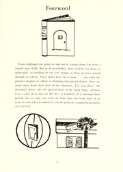 Page 11, 1955 Edition, Guilford College - Quaker Yearbook (Greensboro, NC) online yearbook collection