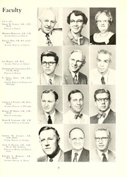 Page 13, 1955 Edition, Guilford College - Quaker Yearbook (Greensboro, NC) online yearbook collection