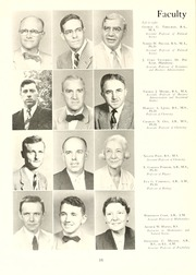 Page 14, 1955 Edition, Guilford College - Quaker Yearbook (Greensboro, NC) online yearbook collection