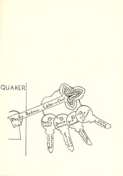 Page 7, 1955 Edition, Guilford College - Quaker Yearbook (Greensboro, NC) online yearbook collection
