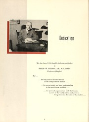 Page 12, 1956 Edition, Guilford College - Quaker Yearbook (Greensboro, NC) online yearbook collection