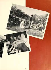 Page 15, 1956 Edition, Guilford College - Quaker Yearbook (Greensboro, NC) online yearbook collection