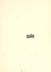 Page 5, 1956 Edition, Guilford College - Quaker Yearbook (Greensboro, NC) online yearbook collection