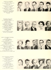 Page 14, 1957 Edition, Guilford College - Quaker Yearbook (Greensboro, NC) online yearbook collection