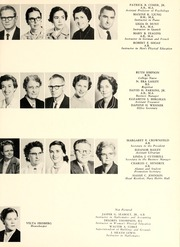 Page 15, 1957 Edition, Guilford College - Quaker Yearbook (Greensboro, NC) online yearbook collection