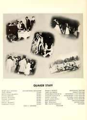 Page 8, 1957 Edition, Guilford College - Quaker Yearbook (Greensboro, NC) online yearbook collection