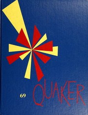 Page 1, 1969 Edition, Guilford College - Quaker Yearbook (Greensboro, NC) online yearbook collection