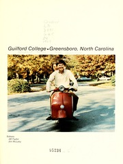 Page 5, 1969 Edition, Guilford College - Quaker Yearbook (Greensboro, NC) online yearbook collection