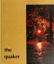 Page 1, 1973 Edition, Guilford College - Quaker Yearbook (Greensboro, NC) online yearbook collection