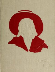 1976 Edition, Guilford College - Quaker Yearbook (Greensboro, NC)