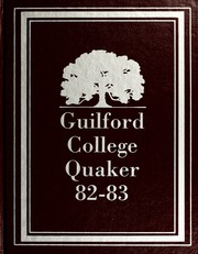 1983 Edition, Guilford College - Quaker Yearbook (Greensboro, NC)