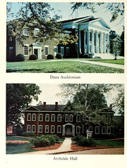 Page 6, 1984 Edition, Guilford College - Quaker Yearbook (Greensboro, NC) online yearbook collection