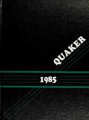 1985 Edition, Guilford College - Quaker Yearbook (Greensboro, NC)