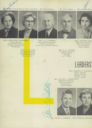 Page 14, 1954 Edition, St Stephens High School - Corona Yearbook (Hickory, NC) online yearbook collection
