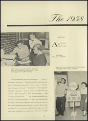 Page 12, 1958 Edition, St Stephens High School - Corona Yearbook (Hickory, NC) online yearbook collection