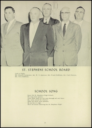 Page 17, 1958 Edition, St Stephens High School - Corona Yearbook (Hickory, NC) online yearbook collection