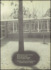 Page 3, 1959 Edition, St Stephens High School - Corona Yearbook (Hickory, NC) online yearbook collection