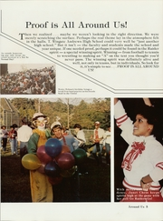 Page 9, 1984 Edition, Thomas Wingate Andrews High School - Reverie Yearbook (High Point, NC) online yearbook collection