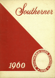 Page 1, 1960 Edition, Southern High School - Southerner Yearbook (Durham, NC) online yearbook collection