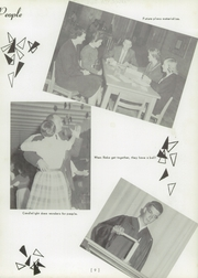 Page 13, 1960 Edition, Southern High School - Southerner Yearbook (Durham, NC) online yearbook collection