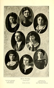 Page 11, 1925 Edition, Reidsville High School - Renocahi Yearbook (Reidsville, NC) online yearbook collection