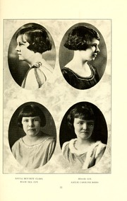 Page 15, 1925 Edition, Reidsville High School - Renocahi Yearbook (Reidsville, NC) online yearbook collection
