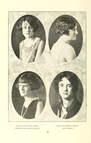Page 16, 1925 Edition, Reidsville High School - Renocahi Yearbook (Reidsville, NC) online yearbook collection
