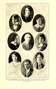 Page 13, 1926 Edition, Reidsville High School - Renocahi Yearbook (Reidsville, NC) online yearbook collection