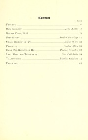 Page 9, 1926 Edition, Reidsville High School - Renocahi Yearbook (Reidsville, NC) online yearbook collection