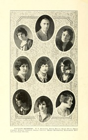Page 10, 1927 Edition, Reidsville High School - Renocahi Yearbook (Reidsville, NC) online yearbook collection