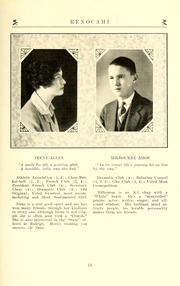 Page 15, 1927 Edition, Reidsville High School - Renocahi Yearbook (Reidsville, NC) online yearbook collection
