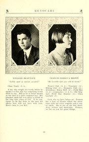 Page 17, 1927 Edition, Reidsville High School - Renocahi Yearbook (Reidsville, NC) online yearbook collection