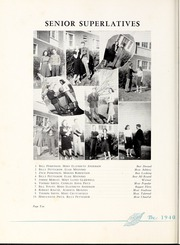Page 14, 1940 Edition, Reidsville High School - Renocahi Yearbook (Reidsville, NC) online yearbook collection
