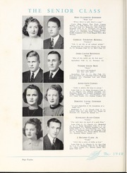 Page 16, 1940 Edition, Reidsville High School - Renocahi Yearbook (Reidsville, NC) online yearbook collection
