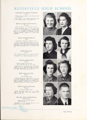 Page 17, 1940 Edition, Reidsville High School - Renocahi Yearbook (Reidsville, NC) online yearbook collection