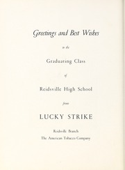 Page 6, 1940 Edition, Reidsville High School - Renocahi Yearbook (Reidsville, NC) online yearbook collection