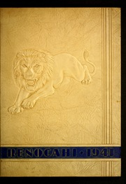 Page 1, 1941 Edition, Reidsville High School - Renocahi Yearbook (Reidsville, NC) online yearbook collection
