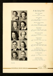 Page 12, 1941 Edition, Reidsville High School - Renocahi Yearbook (Reidsville, NC) online yearbook collection