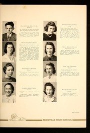 Page 15, 1941 Edition, Reidsville High School - Renocahi Yearbook (Reidsville, NC) online yearbook collection
