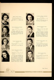 Page 17, 1941 Edition, Reidsville High School - Renocahi Yearbook (Reidsville, NC) online yearbook collection