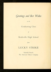 Page 6, 1941 Edition, Reidsville High School - Renocahi Yearbook (Reidsville, NC) online yearbook collection