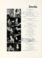 Page 10, 1943 Edition, Reidsville High School - Renocahi Yearbook (Reidsville, NC) online yearbook collection