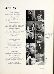 Page 11, 1943 Edition, Reidsville High School - Renocahi Yearbook (Reidsville, NC) online yearbook collection