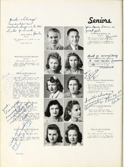 Page 14, 1943 Edition, Reidsville High School - Renocahi Yearbook (Reidsville, NC) online yearbook collection